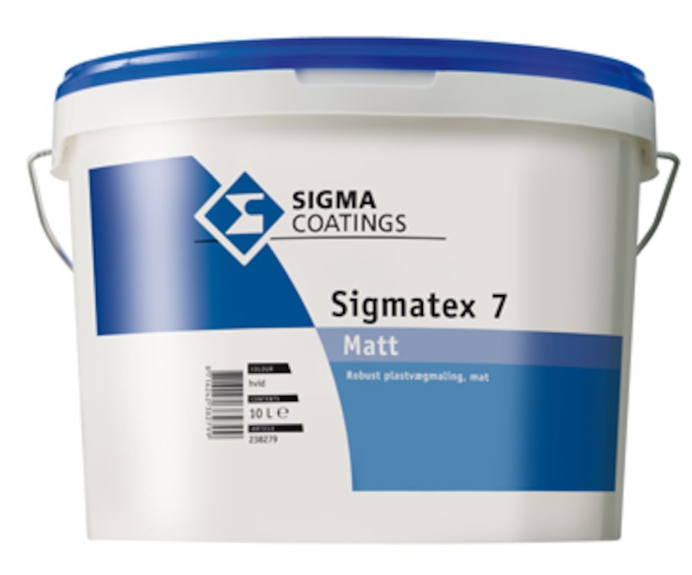 Sigmatex 7 Matt Ln - base 10 l