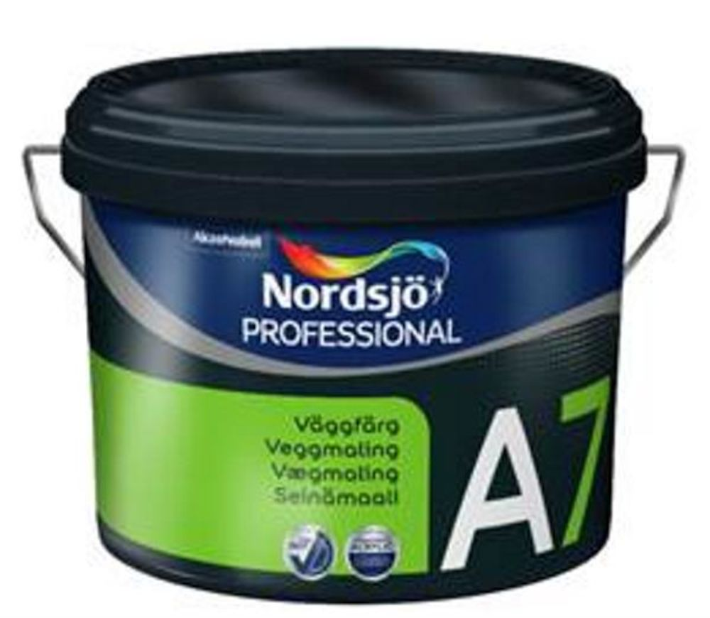 Nordsjø Pro A7 medium - base 9,5 l