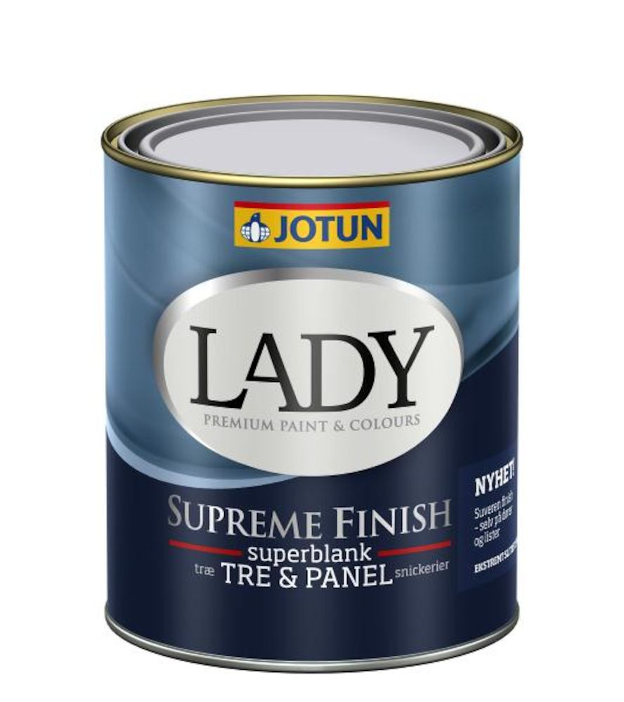 Lady Supreme Finish 80 B - base 0,68 l