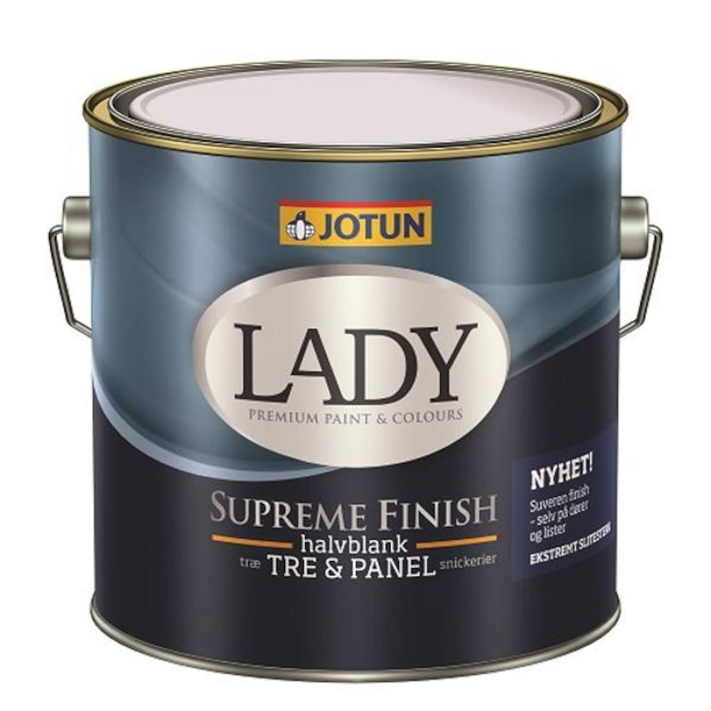 Lady Supreme Finish 40 A - base 2,7 l