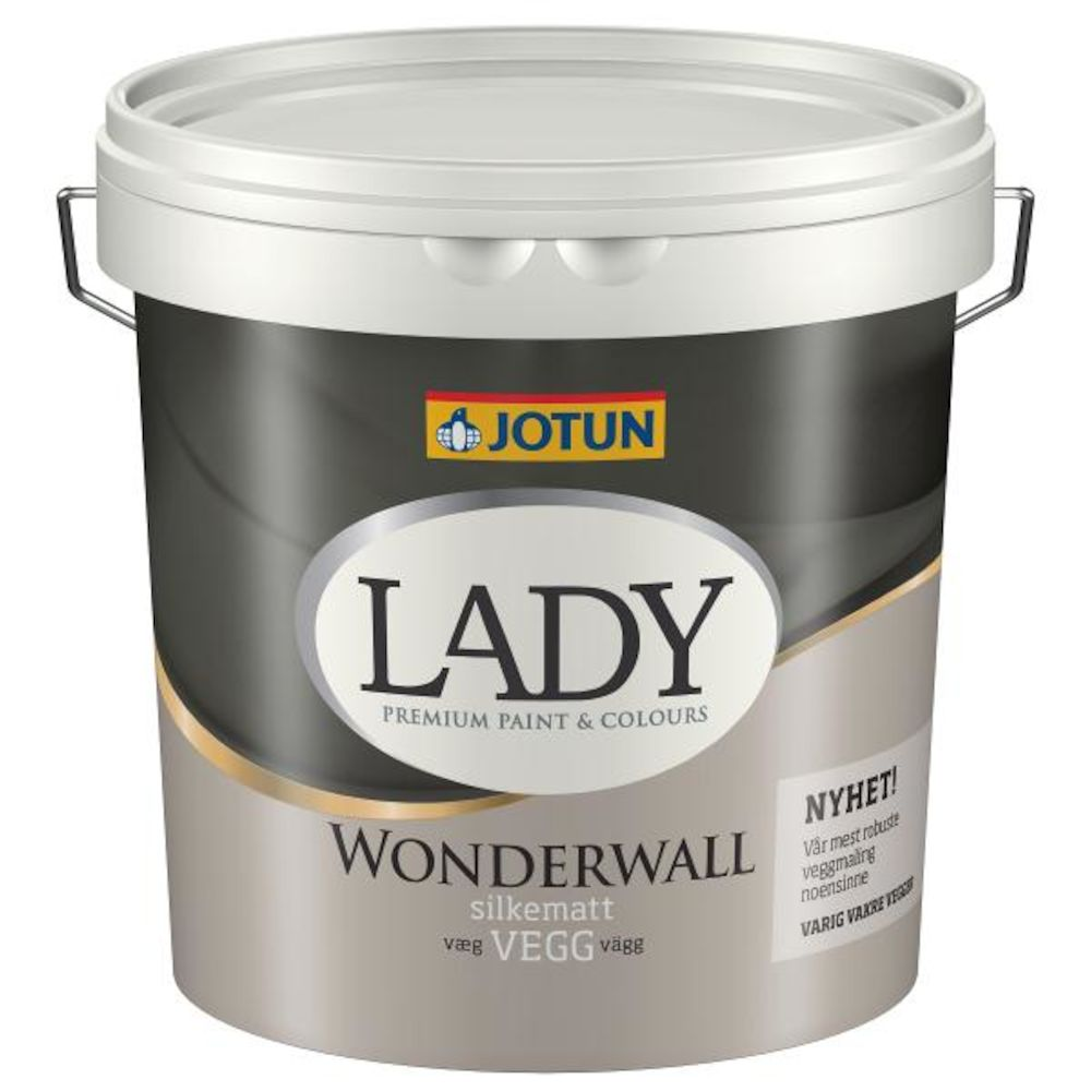 Lady Wonderwall Silkematt C - base 2,7 l