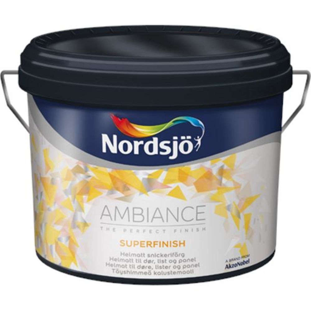 Ambiance Superfinish 5 Matt White 1 l