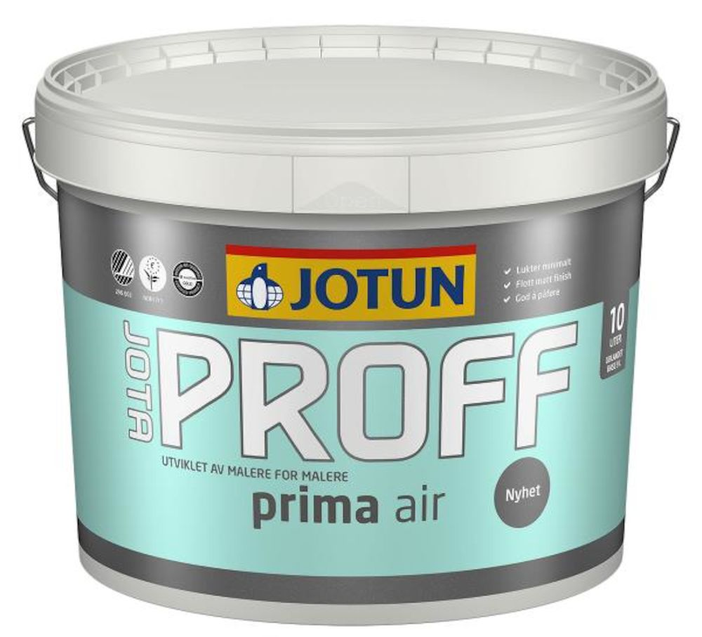Jotaproff Prima Air B - base 9 l