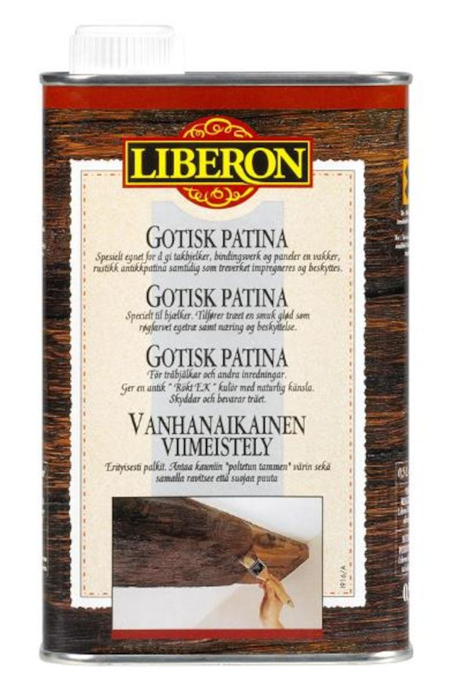 Liberon Gotisk Patina 500 ml