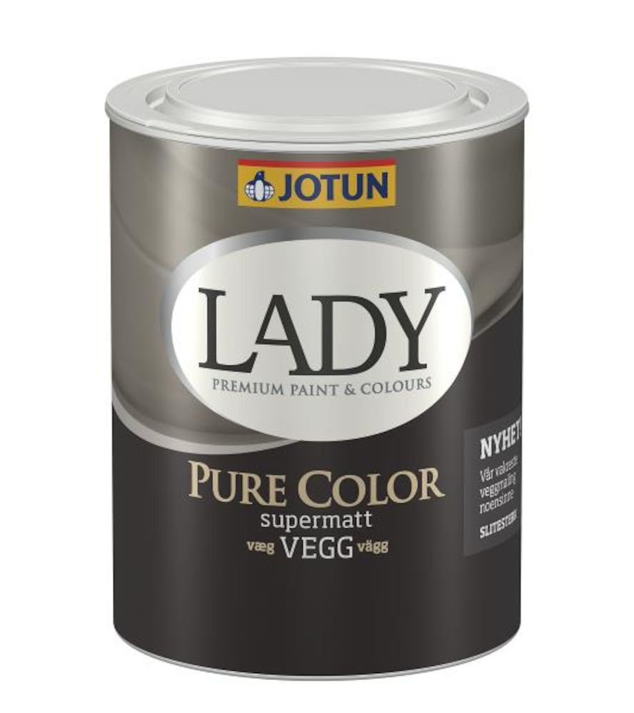 Lady Pure Color A - base 0,68 l