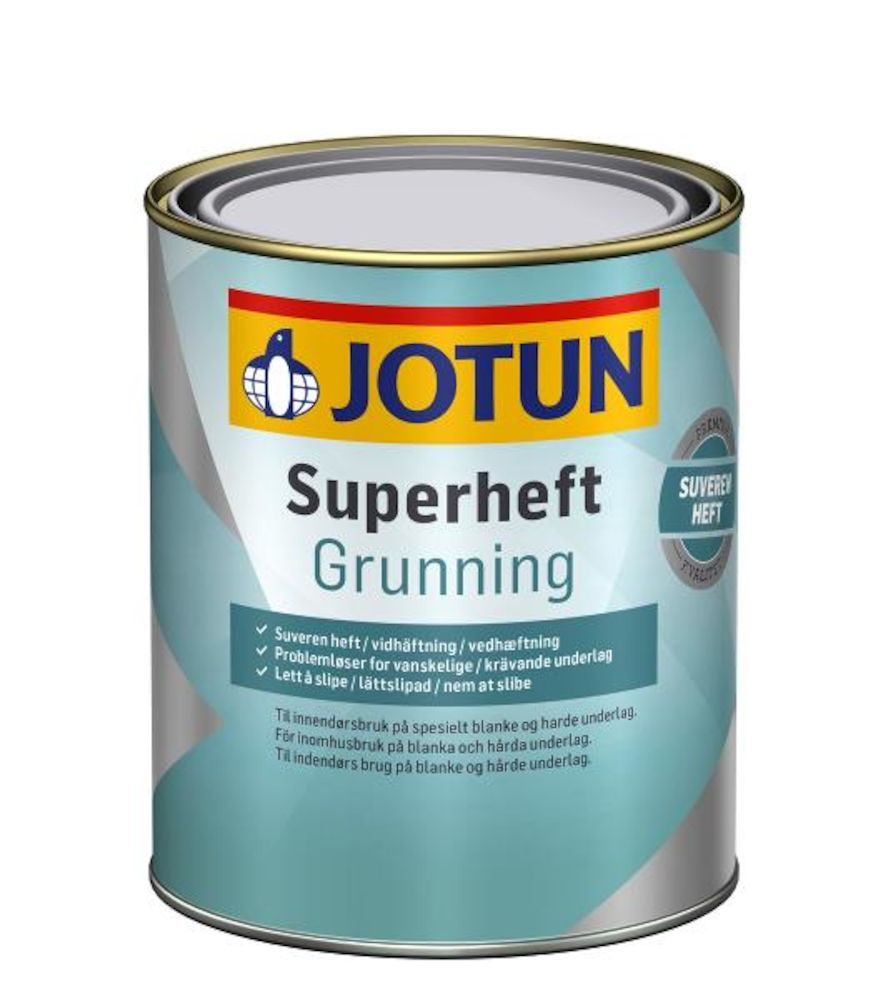 Jotun Superheft Grunning A - base 0,75 l