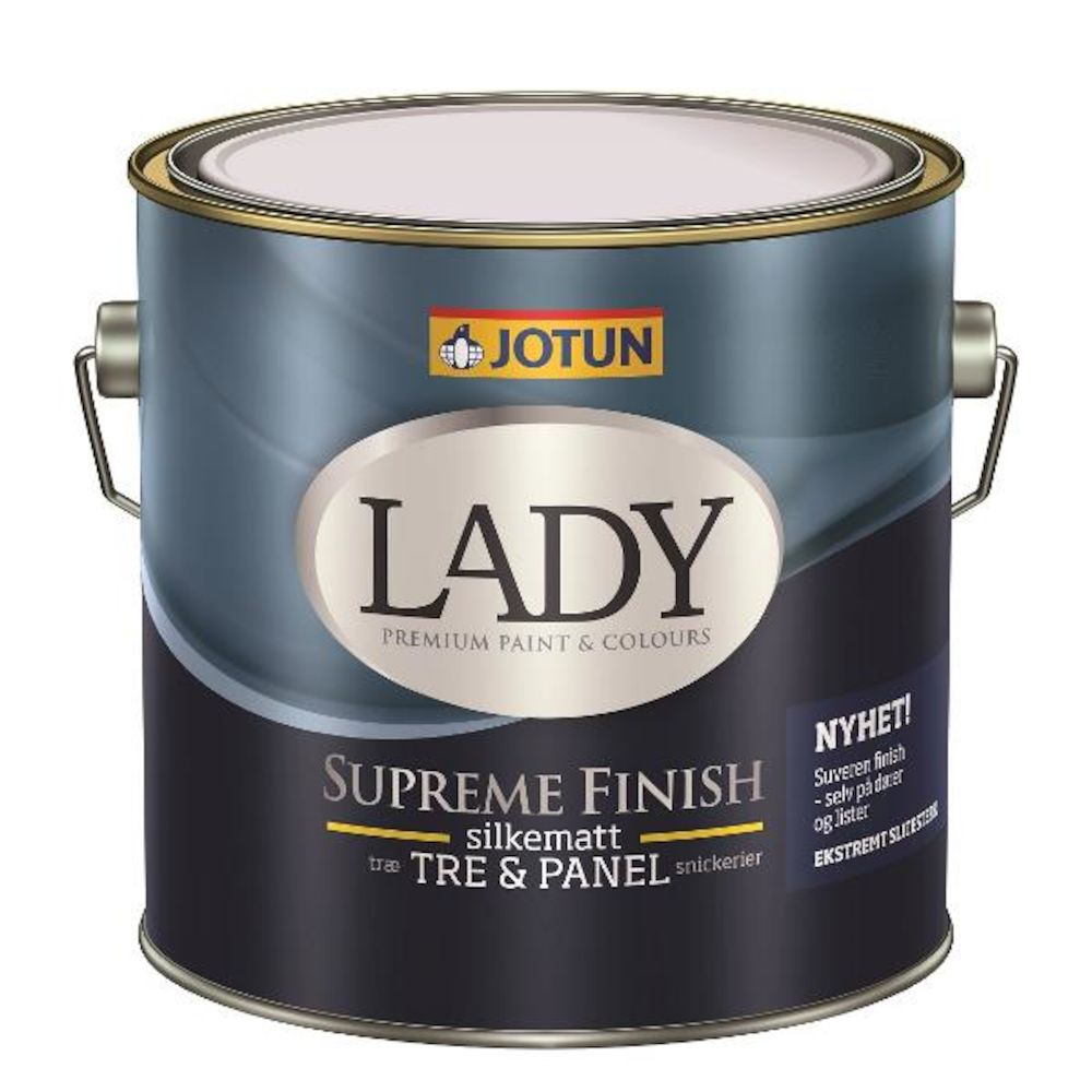 Lady Supreme Finish 15 A - base 2,7 l