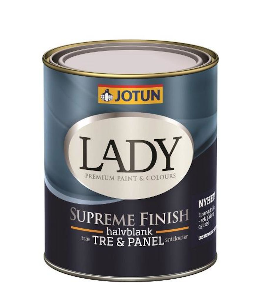 Lady Supreme Finish 40 C - base 0,68 l