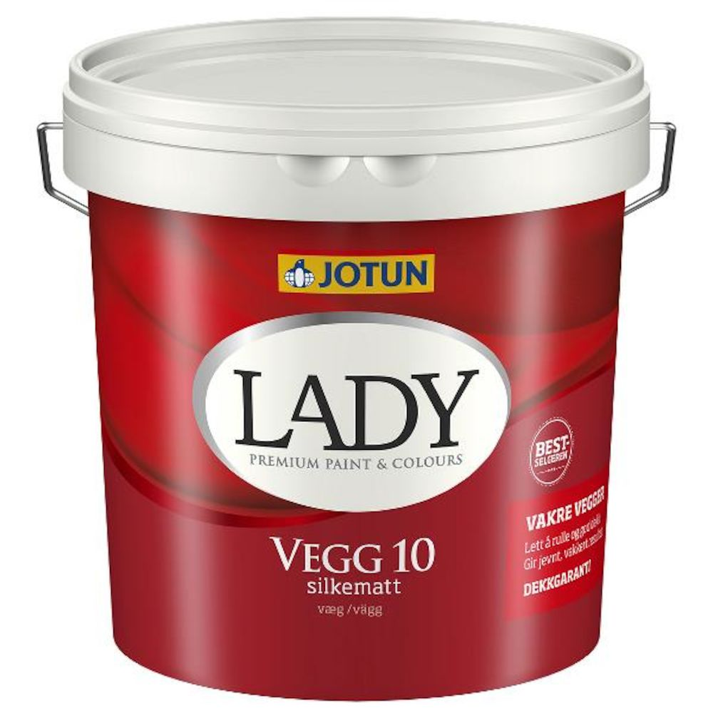 Lady Vegg 10 A - base 2,7 l