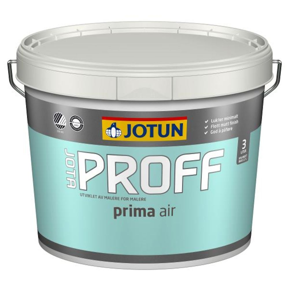 Jotaproff Prima Air B - base 2,7 l